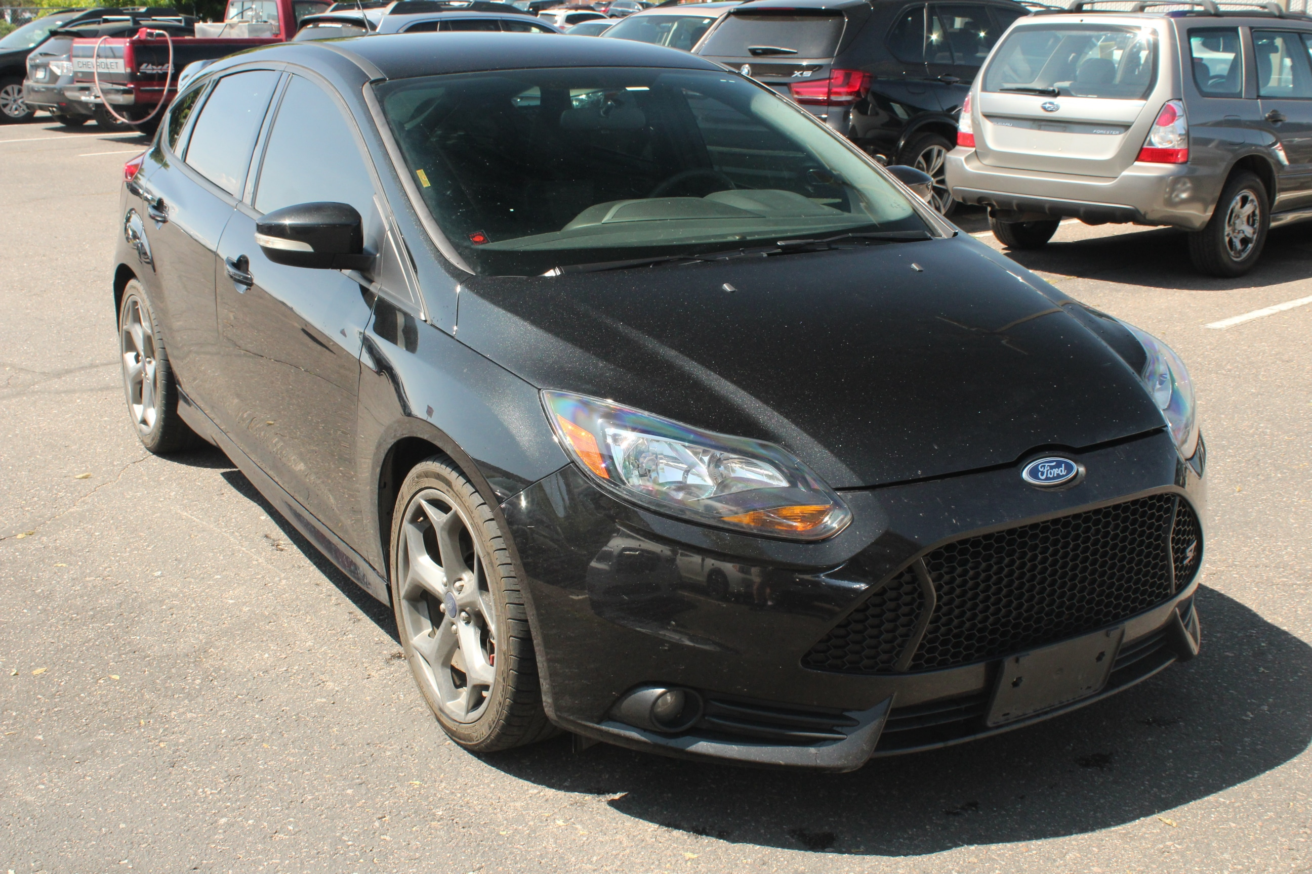 Photo Used 2014 Ford Focus ST near Denver, CO