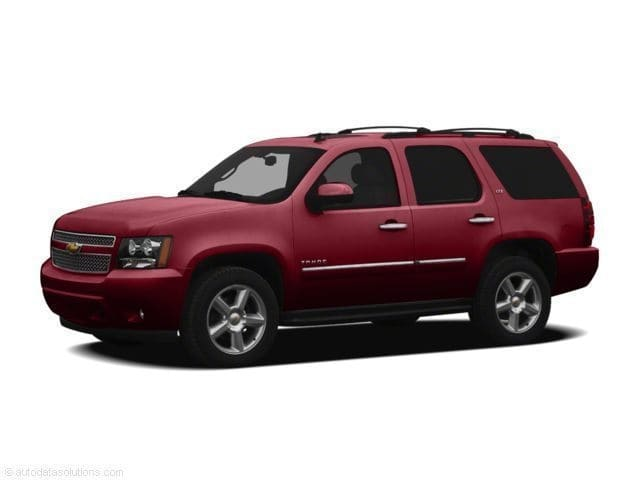Photo Used 2012 Chevrolet Tahoe LTZ Sport Utility 8 in Tulsa, OK