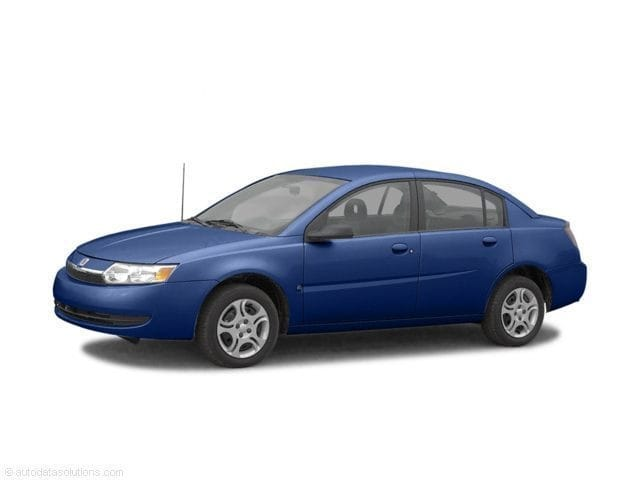 Photo Used 2003 Saturn ION 2 Sedan for Sale in Grand Junction, CO