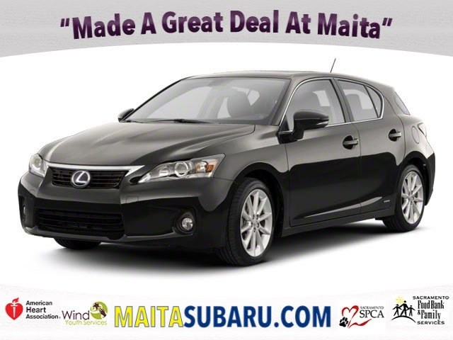 Photo Used 2011 LEXUS CT 200h 200h Available in Sacramento CA