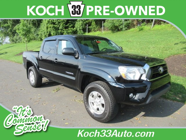 Photo Pre-Owned 2012 Toyota Tacoma TRD OFF ROAD 4WD