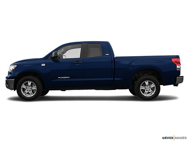 Photo Used 2007 Toyota Tundra SR5 5.7L V8 Blue For Sale  Bennington VT  VIN5TBBV54127S484215
