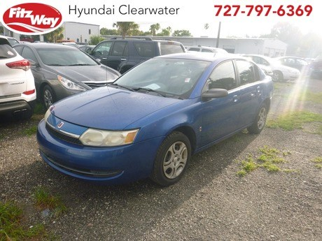 Photo Used 2004 Saturn ION 2 for Sale in Clearwater near Tampa, FL