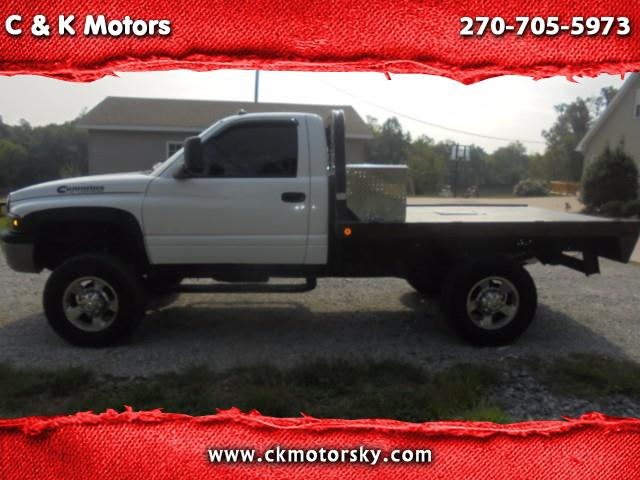 Photo 2002 Dodge Ram 2500 ST Long Bed 4WD