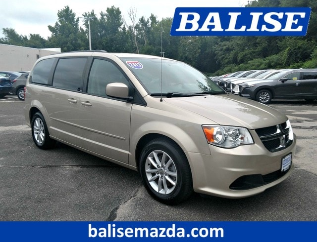Photo Used 2013 Dodge Grand Caravan SXT for Sale in West Springfield, MA