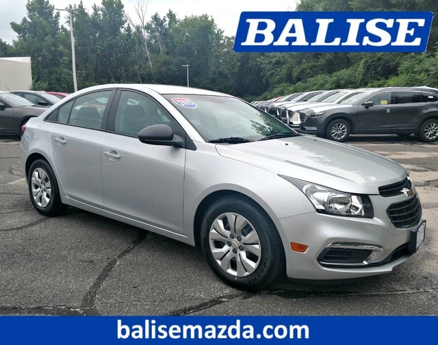 Photo Used 2015 Chevrolet Cruze LS for Sale in West Springfield, MA