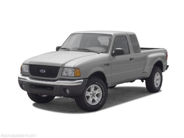 Photo Used 2003 Ford Ranger Truck Super Cab Edge in Houston, TX
