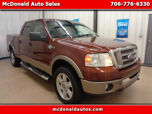 Photo 2006 Ford F-150 KING RANCH SUPER CREW 6.5 FT BOX 4WD