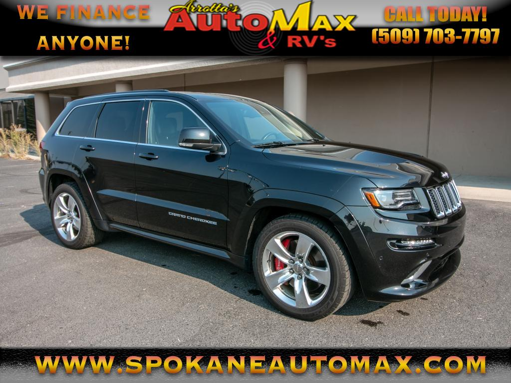 Photo 2014 Jeep Grand Cherokee SRT-8 6.4L V8 4x4 SUV