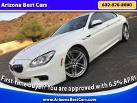 2013 BMW 6 Series 4dr Sdn 640i Gran Coupe