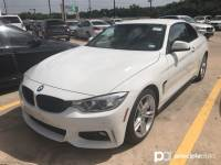 2015 BMW 4 Series 428i w/ M Sport/Premium/Driver Assist/HK Convertible in San Antonio