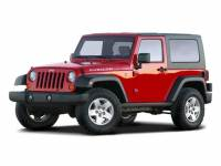 Pre-Owned 2008 Jeep Wrangler Rubicon 4WD