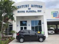 2008 Saturn VUE XE 1 Owner CarFax Heated Leather CD XM Onstar