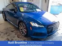 2017 Audi TTS Coupe in Brookline MA