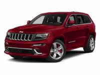 Pre-Owned 2014 Jeep Grand Cherokee SRT8 4WD