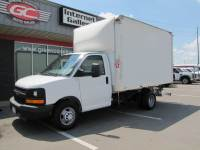 2010 Chevrolet Express 3500 Box Van with Lift 3500