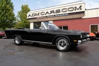 1969 Plymouth Road Runner Rare Triple Black 4-Speed