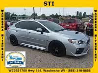 2015 Subaru WRX STI 4dr (M6) Sedan