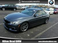 2015 BMW 4 Series 428i Convertible Rear-wheel Drive