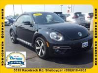 2014 Volkswagen Beetle 2.0T R-Line Hatchback