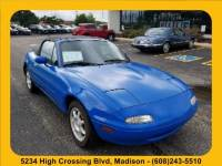 1990 Mazda Miata Base Convertible