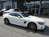 Pre-Owned 2018 Mercedes-Benz SL 550 SL-Class