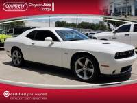 Certified 2015 Dodge Challenger R/T Coupe in Jacksonville FL