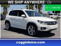 Pre-Owned 2016 Volkswagen Tiguan 2.0T R-Line Automatic SUV in Jacksonville FL