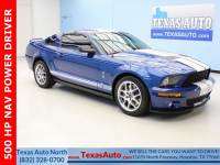 2009 Ford Mustang Shelby GT500 Rear-wheel Drive