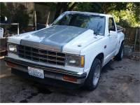 85 Chevy s10 350 conversi