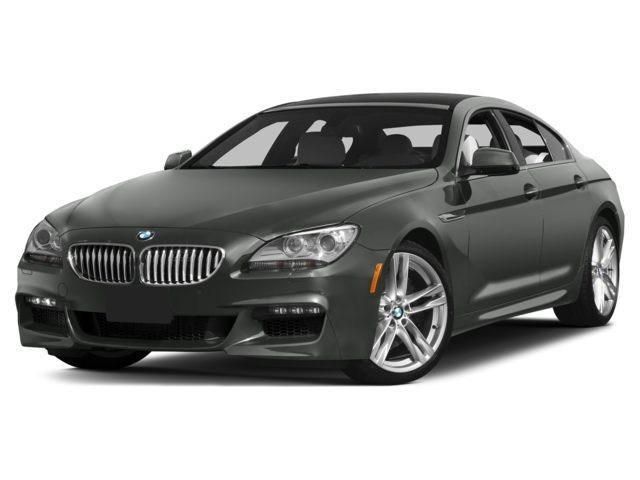 Photo Pre-Owned 2015 BMW 6 Series 640i Xdrive Gran Coupe in Peoria, IL