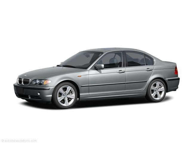 Photo Used 2004 BMW 325xi For Sale  CT
