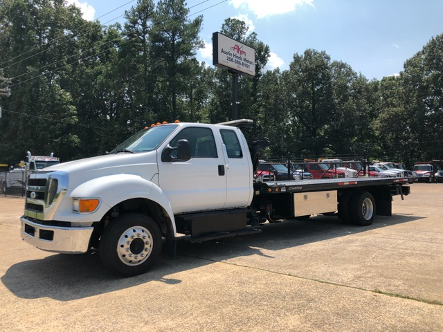 Photo 2007 Ford F-650 SuperCab 2WD DRW