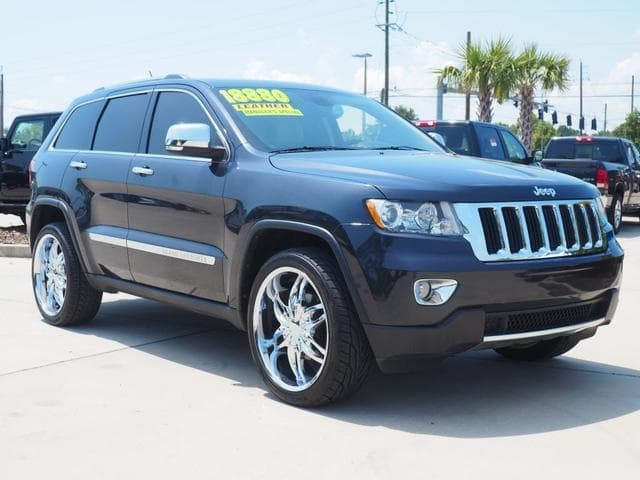 Photo 2013 Jeep Grand Cherokee Limited SUV
