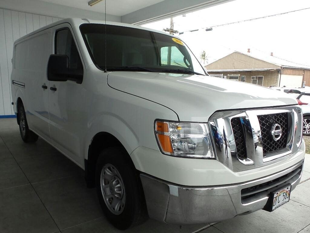Photo 2013 Nissan NV Cargo NV1500 SV V6 Van Cargo Van