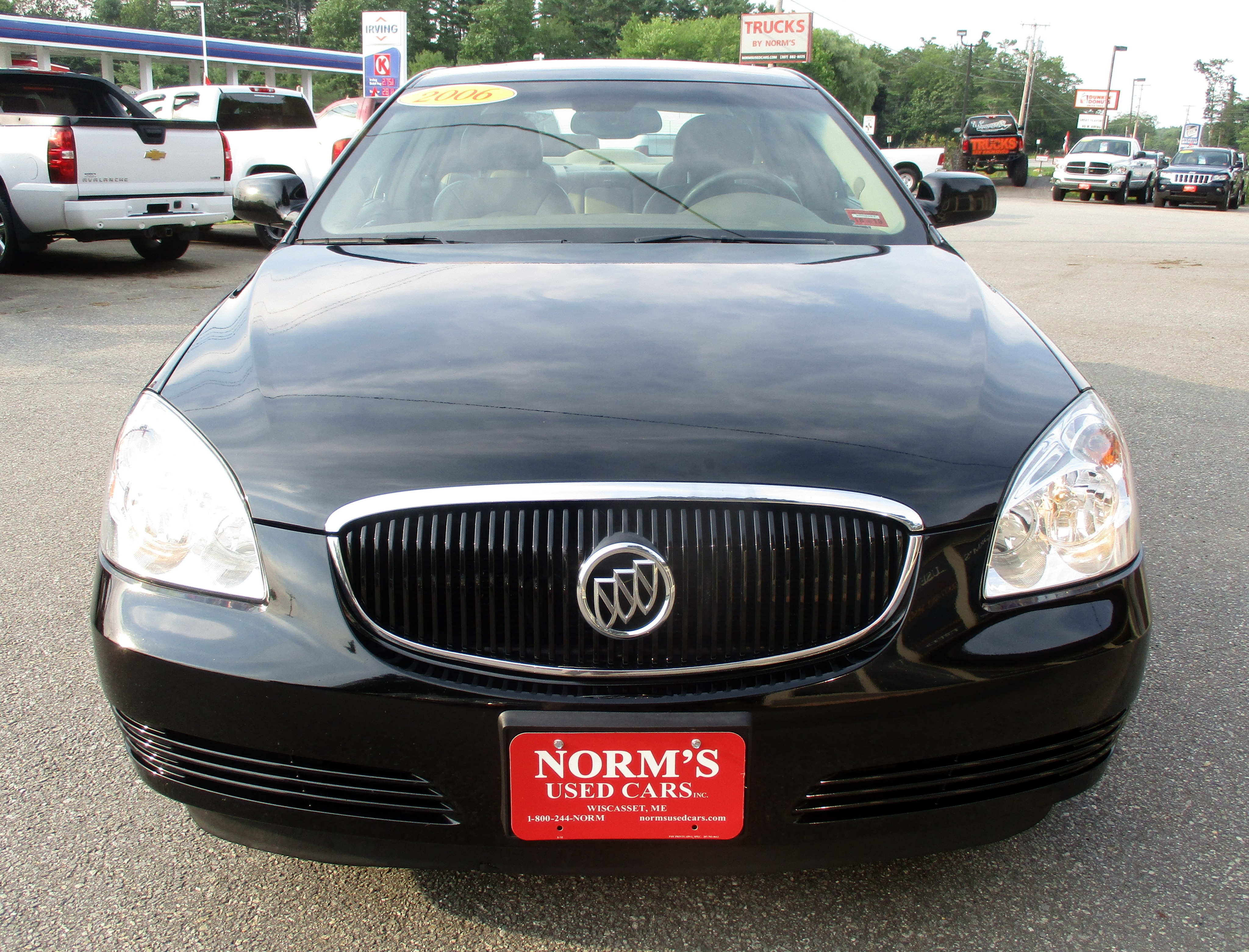 Photo Used 2006 Buick Lucerne For Sale  Wiscasset ME