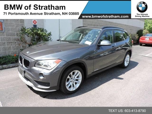 Photo 2015 BMW X1 xDrive28i xDrive28i ULTIMATE PKG COLD WEATHER MOONROOF SUV All-wheel Drive