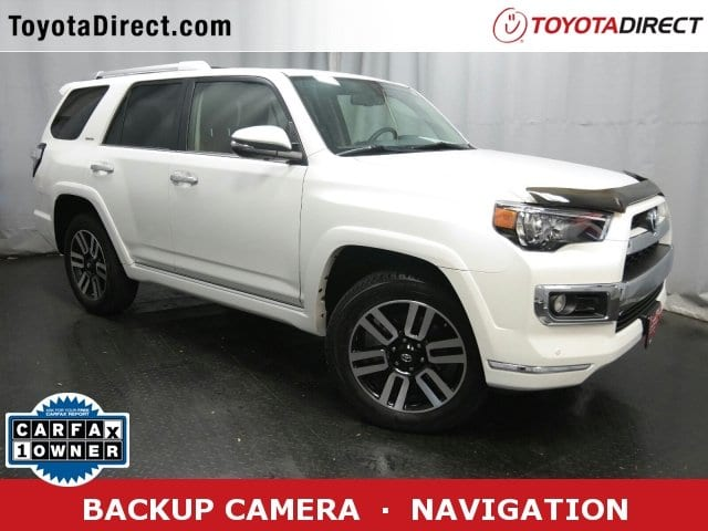 Photo 2015 Toyota 4Runner Limited SUV 4x4