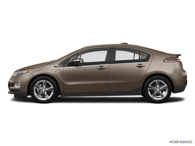 Photo Used 2015 Chevrolet Volt Base Hatchback in Fairfield CA