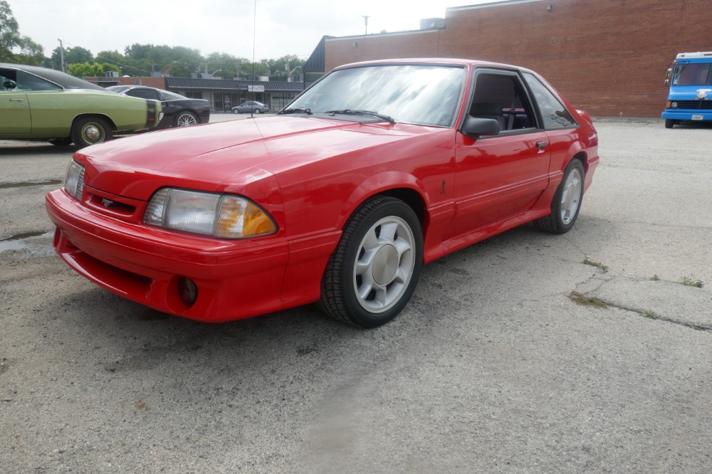 Photo 1993 Ford Mustang - COBRA SVT COUPE- 52k ORIGINAL LOW MILES -