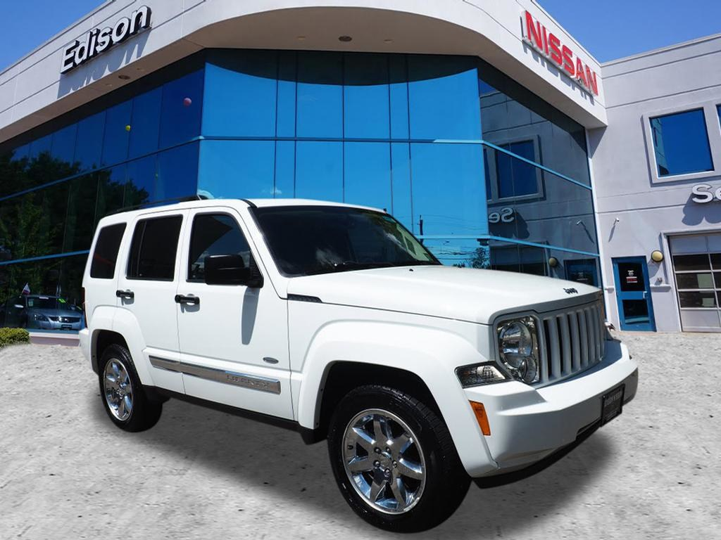 Photo Used 2012 Jeep Liberty Sport 4x4 SUV For Sale in Little Falls NJ