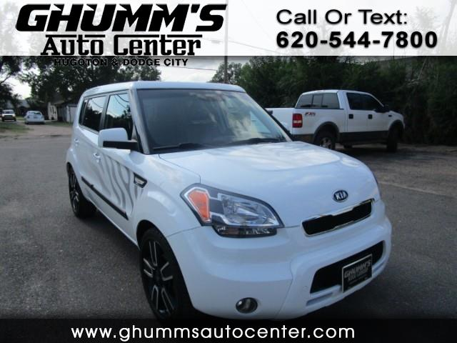Photo 2011 Kia Soul white tiger edition