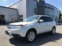 Used 2013 Subaru Forester 2.5X For Sale in Danbury CT