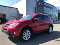 Used 2015 Toyota RAV4 Limited For Sale in Danbury CT