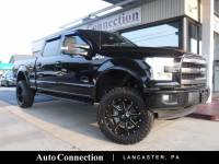 2017 Ford F-150 Lariat SuperCrew 6.5' Box LIFTED 4WDPRO EDITION