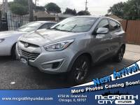 Used 2015 Hyundai Tucson GLS SUV Automatic Front-wheel Drive in Chicago, IL