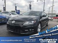 Used 2015 Volkswagen CC R-Line Sedan Automatic Front-wheel Drive in Chicago, IL