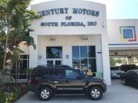 2005 Nissan Xterra S 1 Owner CarFax Low Miles Certified Pre-Owned