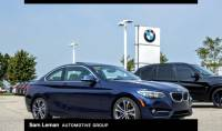Certified Pre-Owned 2017 BMW 2 Series 230i in Peoria, IL