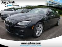 2015 BMW 640i i xDrive Convertible in Jacksonville